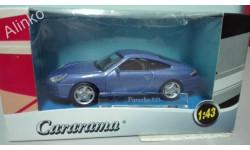 Mодель 1/43 porsche 911 hongwell/cararama