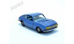 CORGI  WHIZZWHEELS Lancia Fulvia Zagato sport #332 (синий) В.0211Е, масштабная модель, 1:43, 1/43
