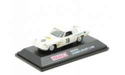 Mazda Cosmo Sport 1967 #19 Real-X 1/72