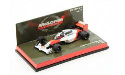 McLaren MP4-5B Honda V10 1990 #28 G.Berger Minichamps 1/64