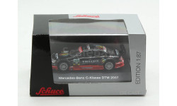 Mercedes Benz C-Klasse  203 DTM 2007 1/87 Schuco, масштабная модель, Mercedes-Benz, scale87