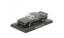 Nissan Cedric (330) 1977 Aoshima 1/64, масштабная модель, scale64