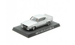 Nissan Skyline (C110) 1972 Kenmeri Aoshima 1/64, масштабная модель, scale64