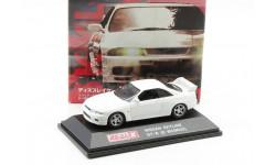 Nissan Skyline GT-R (BCNR33) 1995 Real-X 1/72, масштабная модель, 1:72