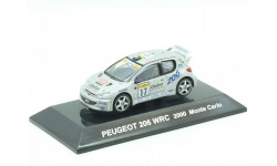 Peugeot 206 WRC 2000 Monte Carlo 1/64 CM's