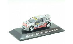Peugeot 206 WRC 2001 Monte Carlo 1/64 CM's