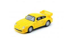 Porsche 911 GT2 Hongwell 1/72 Cararama, масштабная модель, 1:72