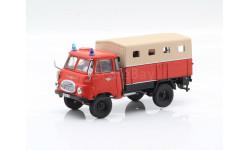 Robur LO 1800 A Feuerwehr 1963 Atlas 1/72 Ixo