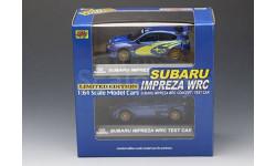 Subaru Impreza WRC 2007 1/64 CM's, масштабная модель, scale64