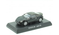 Toyota 86 x style Cb 2013 Kyosho 1/64, масштабная модель, 1:64