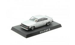 Toyota Carina (RA45) HT 1980 Aoshima 1/64, масштабная модель, scale64