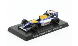 Williams Renault FW15C #2 A. Prost 1993 Aoshima 1/64, масштабная модель, 1:64