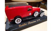Cadillac Pompiers 1:43 SOLIDO, масштабная модель, scale43