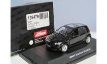 1/43 Mercedes-Benz Smart Forfour, BRABUS Art.-nr.04695, масштабная модель, Schuco, 1:43