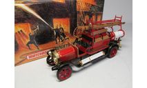 1/43 Mercedes-Benz Gaggenau Feuerwehr-Motorspritze (1912) Matchbox Models of Yesteryear YFE20, масштабная модель, scale43