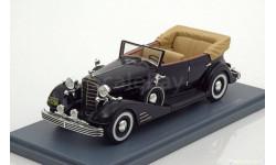1/43 NEO Cadillac Fleetwood Allweather Phaeton 1933, масштабная модель, Neo Scale Models, scale43