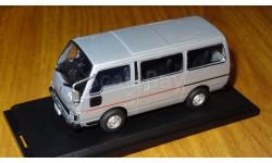 Nissan Homy 1980 Японская журналка №125, масштабная модель, 1:43, 1/43, Hachette