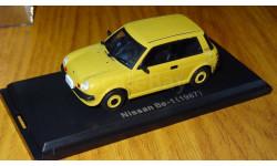 Nissan BE-1 Японская журналка №70