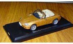 MAZDA ROADSTER 2001 Японская журналка №104, масштабная модель, 1:43, 1/43, Norev