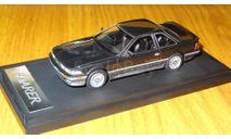 Toyota Soarer 2.0GT- Twin Turbo L (GZ20) Late Version Dundee Black Toning PM4315CBK, 1:43, смола, масштабная модель, 1/43