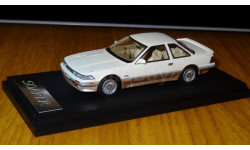 Toyota Soarer 3.0GT- Limited (E-MZ20) Late Version Crystal White Toning Ⅱ PM4315CWS, 1:43, смола, масштабная модель, 1/43