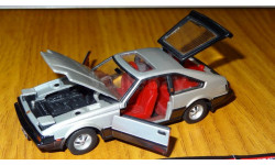 Toyota Celica XX 1984 2800 GT, Tomica Limited S series, 1:43, Металл