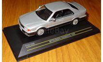 Mitsubishi (MMC) Diamante 1990, 2-tone, First43, 1:43, металл, масштабная модель, scale43, First:43