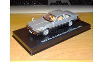 Toyota Soarer 2000 VR-Turbo 1982, Aoshima Dism, 1:43, металл, масштабная модель, scale43
