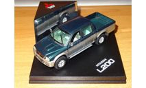 Mitsubishi L200 GLS 4WD, Vitesse, 1:43, металл, масштабная модель, scale43