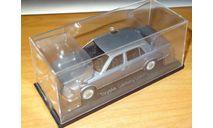 Toyota Century 2007, 1:43, металл, масштабная модель, Norev, scale43