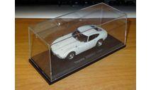 Toyota 2000GT 1967, 1:43, металл, масштабная модель, Norev, scale43
