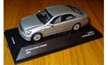 Toyota Crown 2004, J-Collection, JC31002SM, Silver металл, 1:43, масштабная модель, 1/43