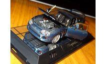 Toyota Supra 1993 Kato RHD, пластик, 1:43, масштабная модель, 1/43