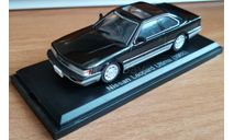 Nissan Leopard, Dism, 1:43, металл, в боксе, масштабная модель, Hachette, scale43