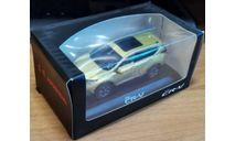 Honda CR-V, 1:43, Металл, масштабная модель, scale43