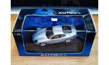 Aston Martin DB7, AutoArt 1:43, металл, масштабная модель, scale43