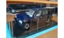 Suzuki Escudo Nomade (1990), двери открываются, 1:24, металл, масштабная модель, scale24, Hachette