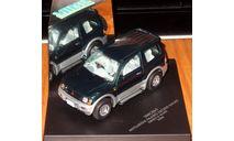 Mitsubishi Pajero Exceed 2000 Vitesse, масштабная модель, 1:43, 1/43