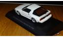 Mitsubishi Starion Turbo 2600 GSR-VR 1988 Aoshima DISM 1:43 Металл, масштабная модель, 1/43