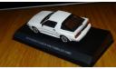 Mitsubishi Starion Turbo EX 1988 Aoshima DISM 1:43 Металл, масштабная модель, 1/43
