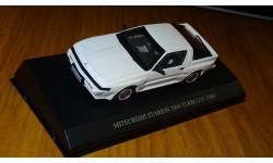 Mitsubishi Starion Turbo EX 1988 Aoshima DISM 1:43 Металл