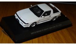 Mitsubishi Starion Turbo 2600 GSR-VR 1988 Aoshima DISM 1:43 Металл