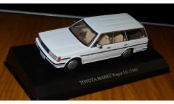 Toyota Mark II Wagon LG (1988) DISM Aoshima DISM 1:43 Металл