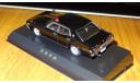 Nissan Cedric (330) Unmarked Police car Aoshima DISM 1:43 Металл, масштабная модель, 1/43