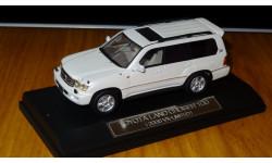 Toyota Land Cruiser 100 VX Limited 2005 Hi-Story, масштабная модель, 1:43, 1/43