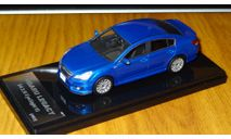 Subaru Legacy B4 2,5i TS 2012 Wit's, масштабная модель, 1:43, 1/43, J-Collection