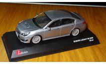 Subaru Legacy B4 2009 Silver Kyosho, масштабная модель, scale43, J-Collection