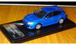 Subaru Impreza WRX STI A-Line type S 2012 Wit's 1:43