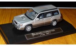 Subaru Forester T/tb 1997 Hi-Story