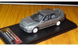 Mitsubishi Lancer Evolution II silver HPI